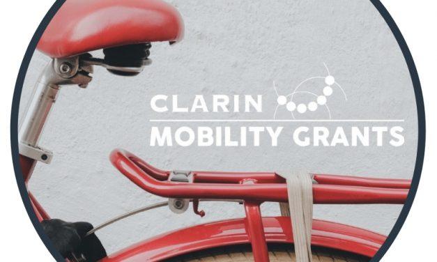 Επιχορηγήσεις κινητικότητας CLARIN