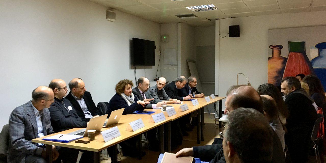Παρουσίαση Απολλωνίδας σε ημερίδα για τις Ερευνητικές Υποδομές, 25.02.2019